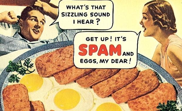 Spam Advert